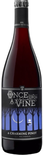 Once Upon A Vine A Charming Pinot 2014 750ml